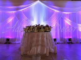 wedding backdrop setup 24 best wedding reception drapes backdrops lighting images on