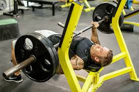 Bench Press For Size Can Machines Build Enough Muscle