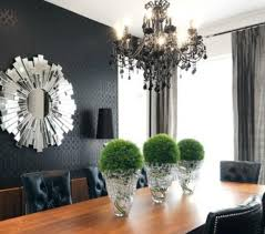 dining room astounding masculine dining room designs with wall
