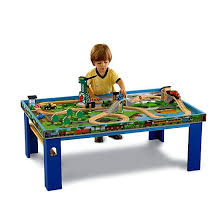 thomas the train wooden table thomas friends wooden railway island of sodor play table