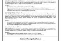 Example Of Nurse Practitioner Resume by Job Announcement Nics Admin Assistant Administrative Assistant