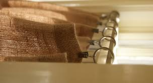 How To Make Home Decoration Decorating Make Your Home More Beautiful With Burlap Curtains For