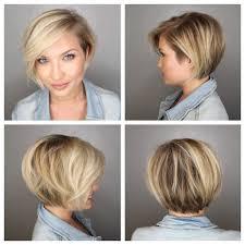 women s bob hairstyle women u0027s choppy blonde stacked bob short hairstyles