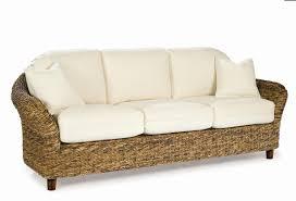 Rattan Sleeper Sofa Seagrass Sofa Tangiers Style