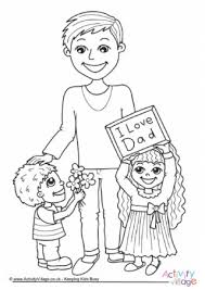 father u0027s colouring pages