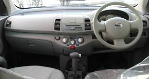 nissan march file nissan march k12 interior jpg wikimedia commons