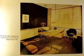 Knoll Office Desk Florence Knoll Executive Desks Tables 1952 U2013 1955 Modernarmada