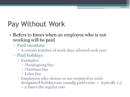 earned income and benefits ppt