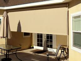 Roll Up Patio Screen by Outdoor Curtains Drapes And Shades Superior Awning