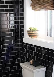 black tile bathroom ideas ideas black tile bathroom fresh decoration