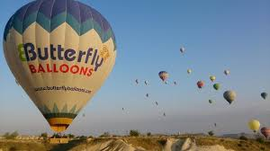 butterfly balloons cappadocia view picture of butterfly balloons goreme tripadvisor