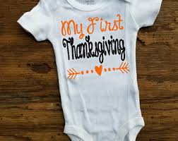 thanksgiving baby clothes my thanksgiving