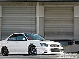 stanced subaru 2005 subaru impreza wrx sti the state of stance photo u0026 image