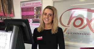 foxy hair extensions newcastle salon provides new hair loss treatment from out of town