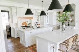 kitchen style stainless steel appliances modern farmhouse kitchen