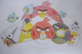 angry birds 2 drawing angry birds 2 dibujo zuluaga16