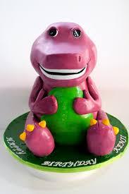 barney cakes barney friends barney cake fabulous 2year