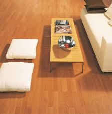 cherry parquet flooring in ship deck style from logoclic