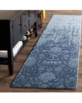 Blue Wool Rug Snag This Cyber Monday Sale 20 Off Safavieh Handmade Restoration