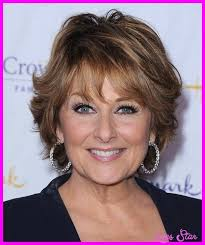 short hairstyles for thick hair over 50 hairstyles for 50 year old woman with thick hair archives