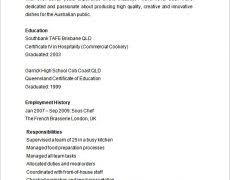 microsoft word sample resume 14 free downloadable templates for