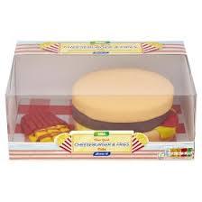 asda cheeseburger u0026 fries cake asda groceries