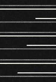 black and white striped rug decofurnish