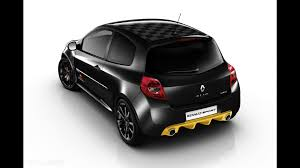renault clio black renault clio r s red bull racing rb7