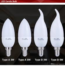 Led Light Bulbs Savings by Best E14 Led Candle Light Energy Saving Lamp Bulb Lights Led E14