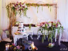wedding arches montreal wedding arch flowers and decor for a table chic rustic