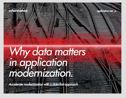 accelerate modernization with a data first approach