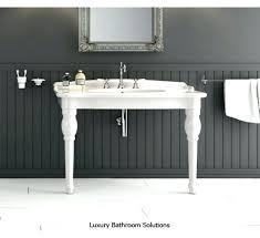 elegant bathroom sink console table quickweightlosscenter bathroom sink console table prepare