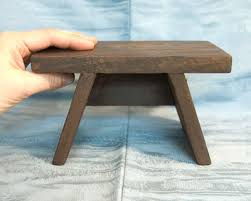 small japanese bath stool u2013 old fashioned furo wooden bench