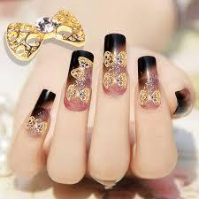 online shop 10 pcs diy stickers 3d nail art bows acrylic nail art