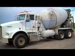 kenworth concrete truck kenworth t800 concrete mixer trucks for sale at unreserved auction