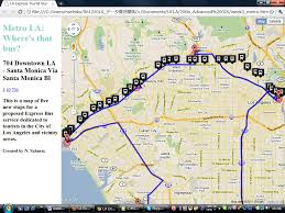 La Metro Bus Map by Assignments Advanced Gis Web Gis Page 33