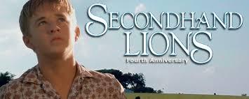secondhand lions haley joel osment michael caine robert