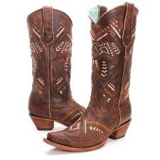 womens corral boots size 11 bootdaddy collection with corral thunderbird snip toe