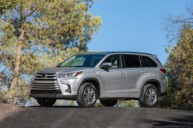 toyota awd wagon 2017 toyota highlander reviews and rating motor trend