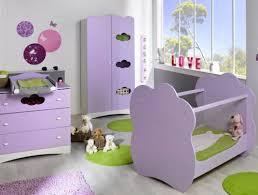 chambre bébé violet decoration chambre bebe mauve visuel 6