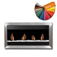 bio ethanol wall fireplaces the soothing company