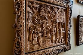 a russian wood carver s i like to waste my time