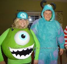 sully costume best 25 mike and sully costume ideas on