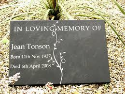 outdoor memorial plaques garden memorial stones for s ashes and uk