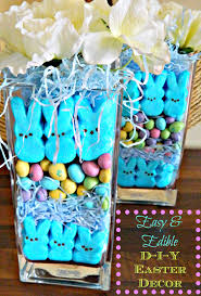 Easter Home Decorations Pinterest by Homemade Easter Table Decorations Loversiq
