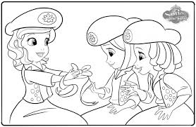 sophia coloring kids coloring