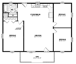 28x40 pioneer certified floor plan 28pr1203 jpg 1000 833 floor