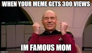 Success Meme Generator - success picard meme generator imgflip