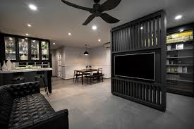 HDB & condo home residential interior design Singapore