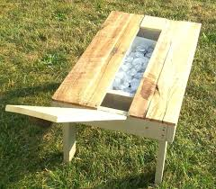 Outdoor Storage Coffee Table Outdoor Coffee Table With Storage Medium Size Of Coffee Large